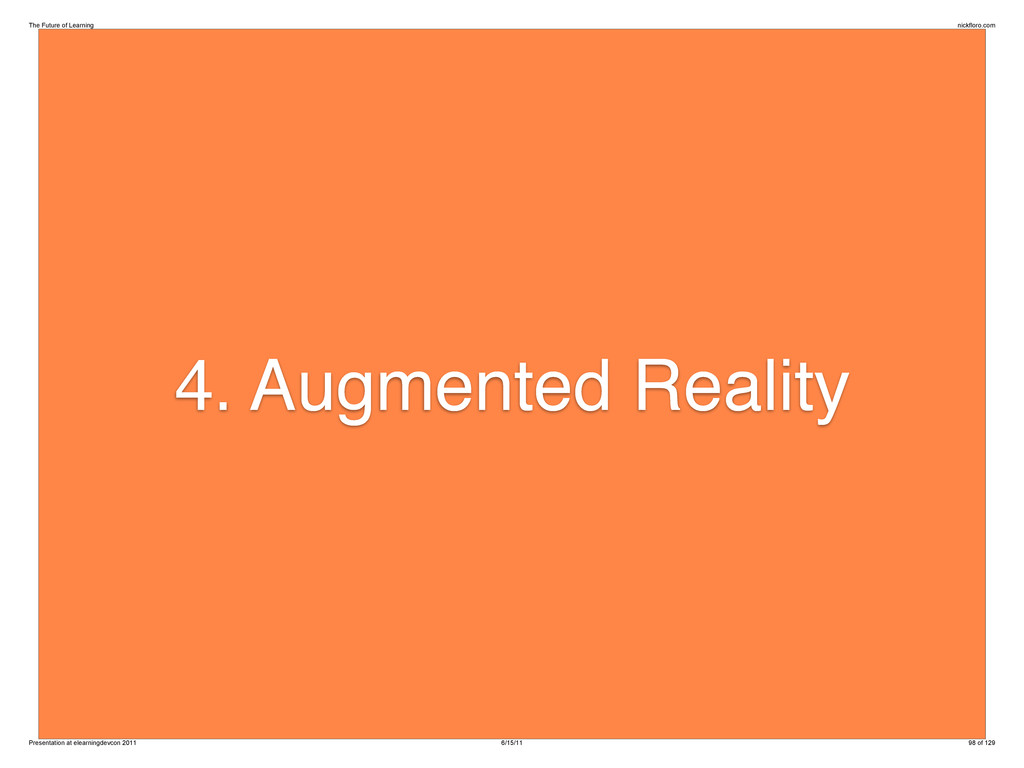 4. Augmented Reality The Future of Learning nic...