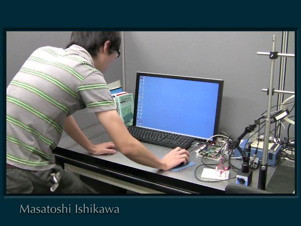 Masatoshi Ishikawa