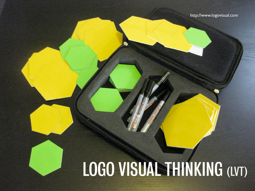 LOGO VISUAL THINKING (LVT) http://www.logovisua...