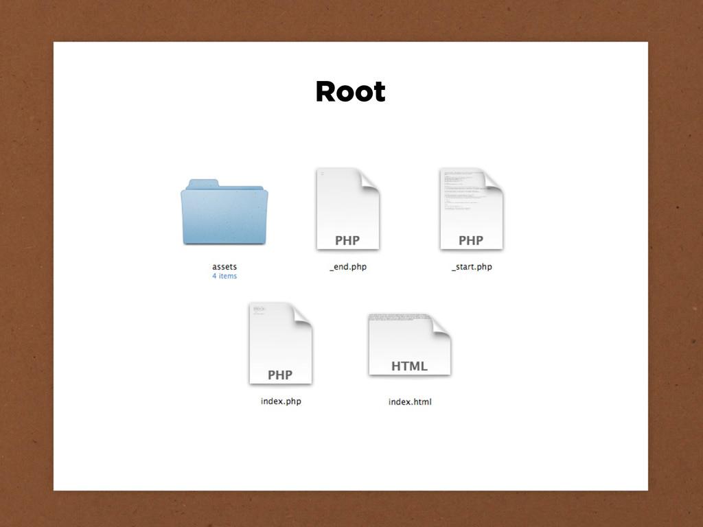 Root Root