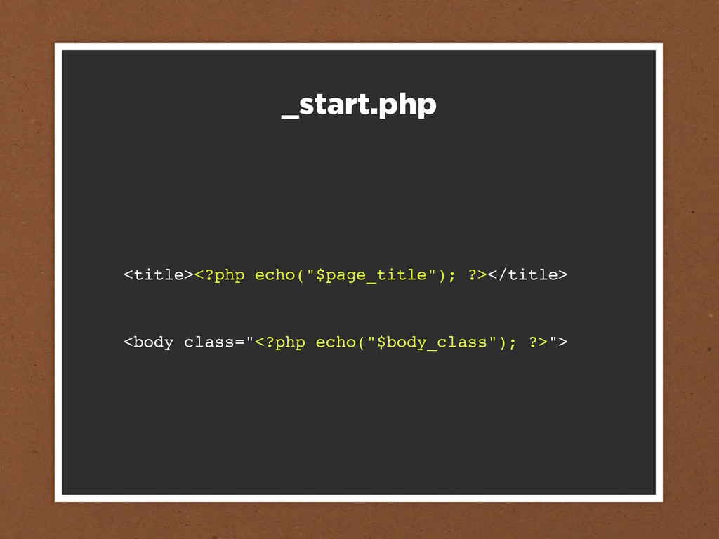 """<title><?php echo(""""$page_title""""); ?></title> <b..."""