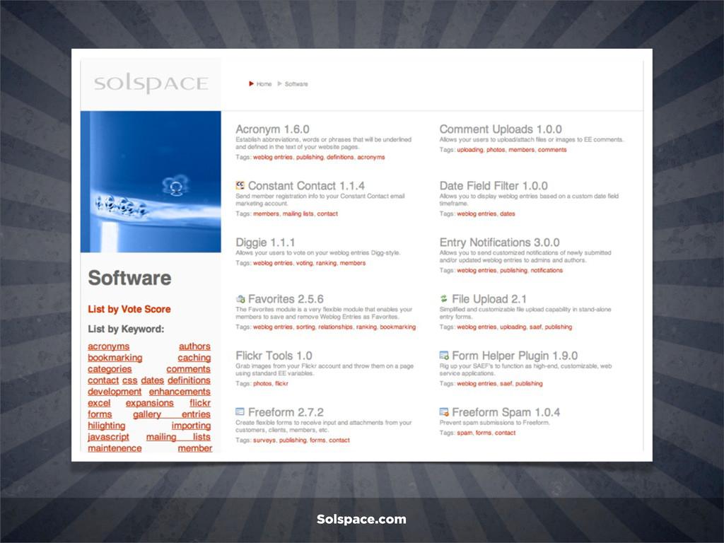 Solspace.com