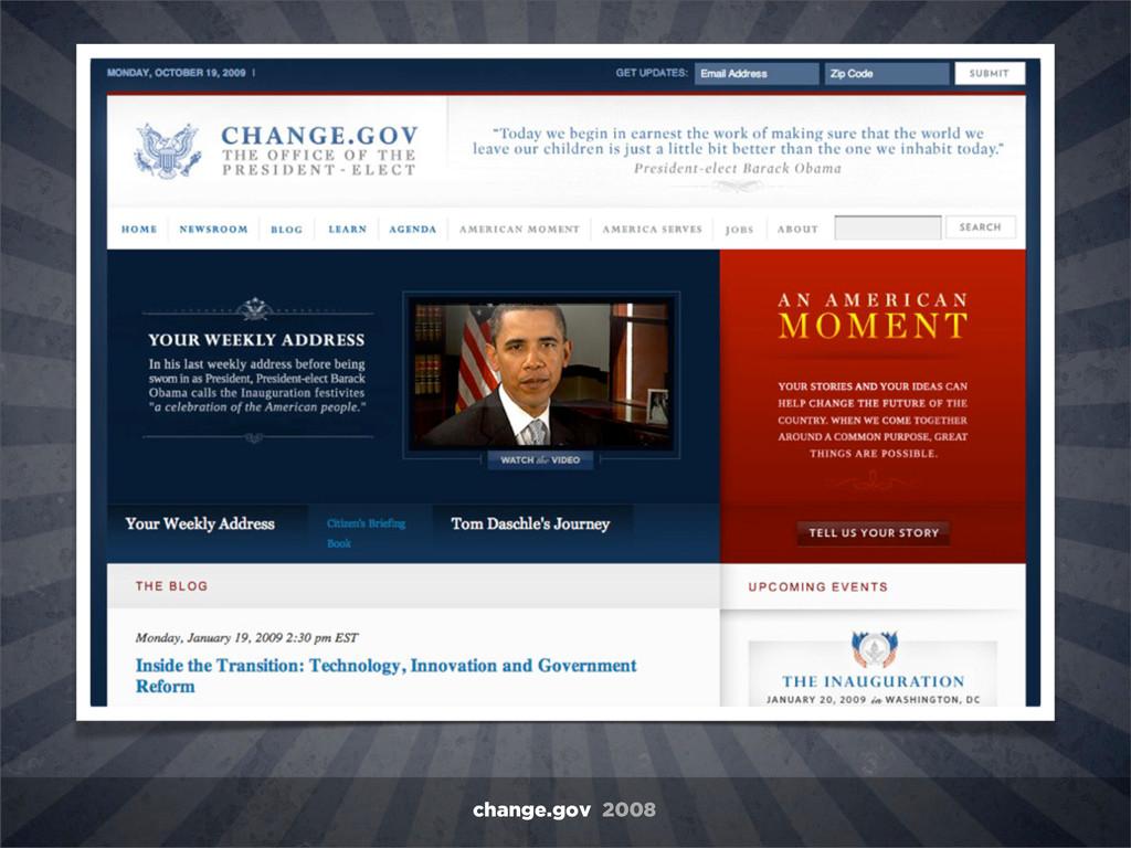 change.gov 2008