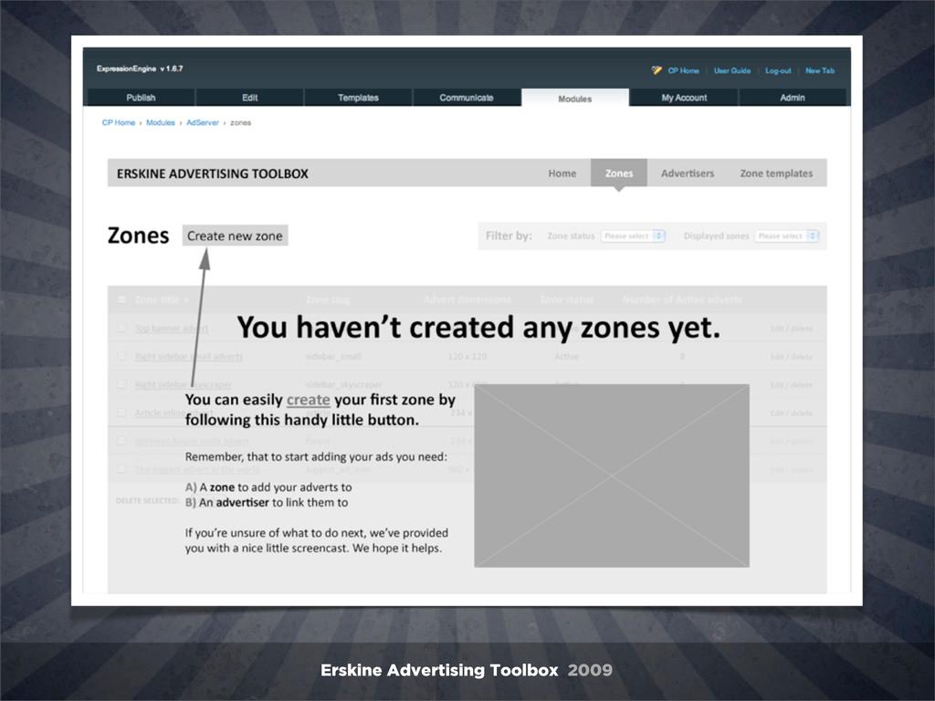 Erskine Advertising Toolbox 2009