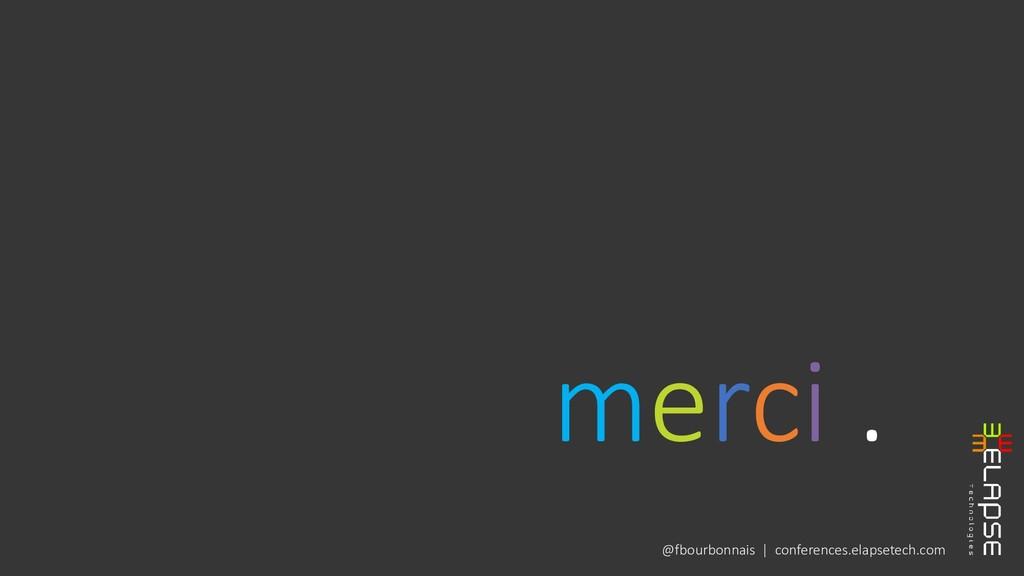@fbourbonnais | conferences.elapsetech.com merc...