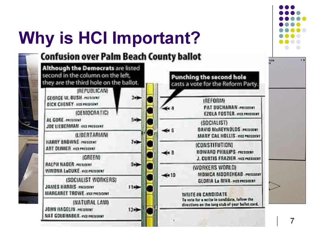 7 Why is HCI Important?