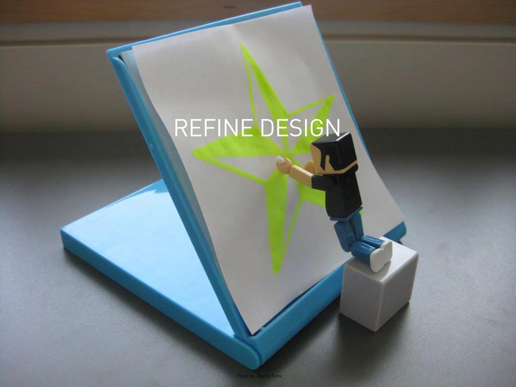 REFINE DESIGN Photo by: Glenda Sims
