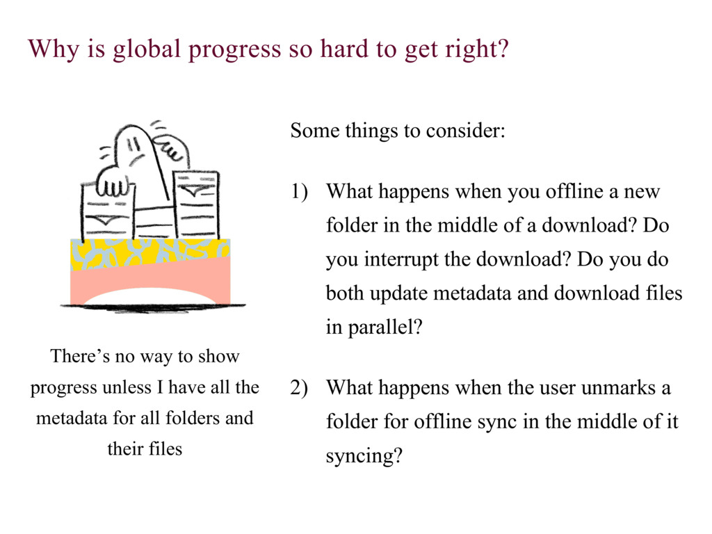 Why is global progress so hard to get right? So...