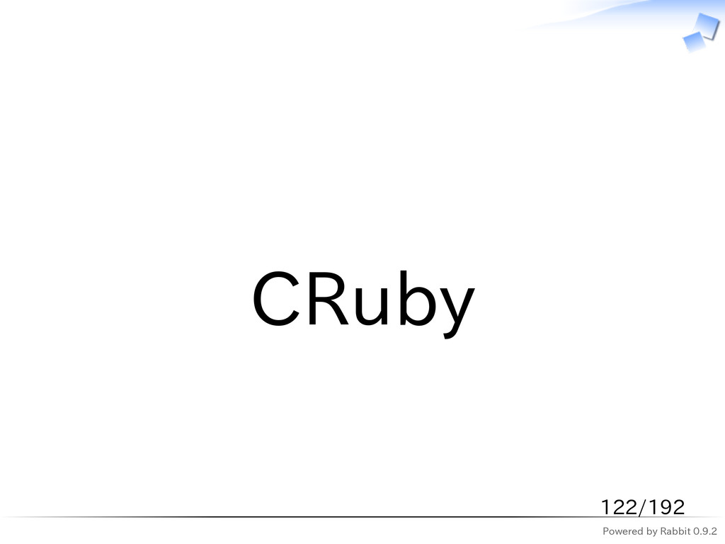 Powered by Rabbit 0.9.2   CRuby 122/192