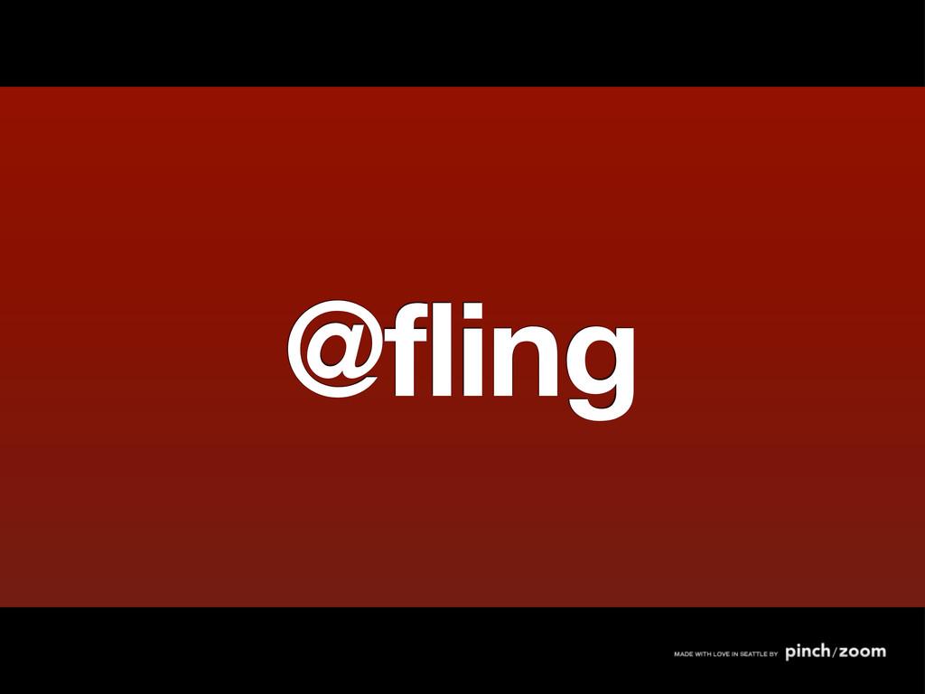 @fling