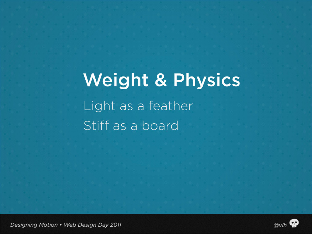 Light as a feather Stiff as a board Weight & Ph...