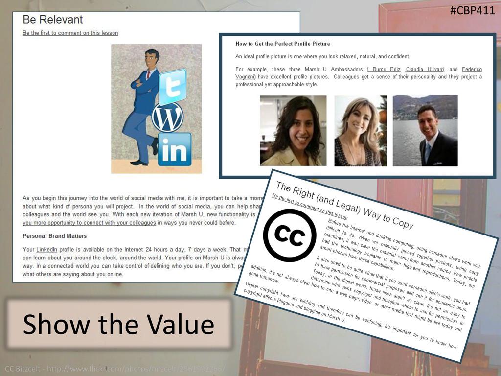 Show the Value #CBP411 CC Bitzcelt - http://www...