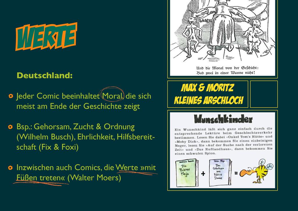WErte Max & moritz Kleines Arschloch Deutschlan...
