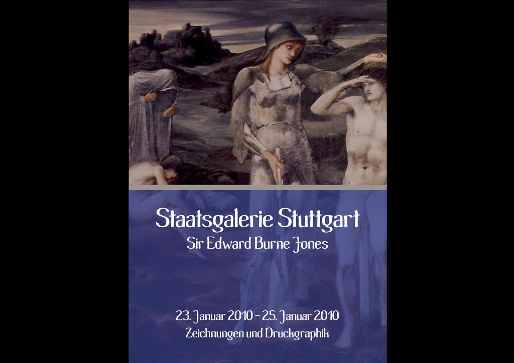Staatsgalerie Stuttgart Sir Edward Burne Jones ...