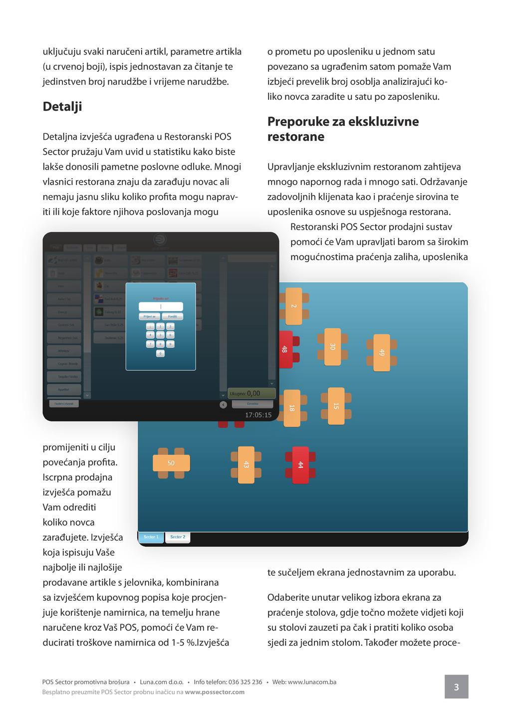 3 POS Sector promotivna brošura • Luna.com d.o....