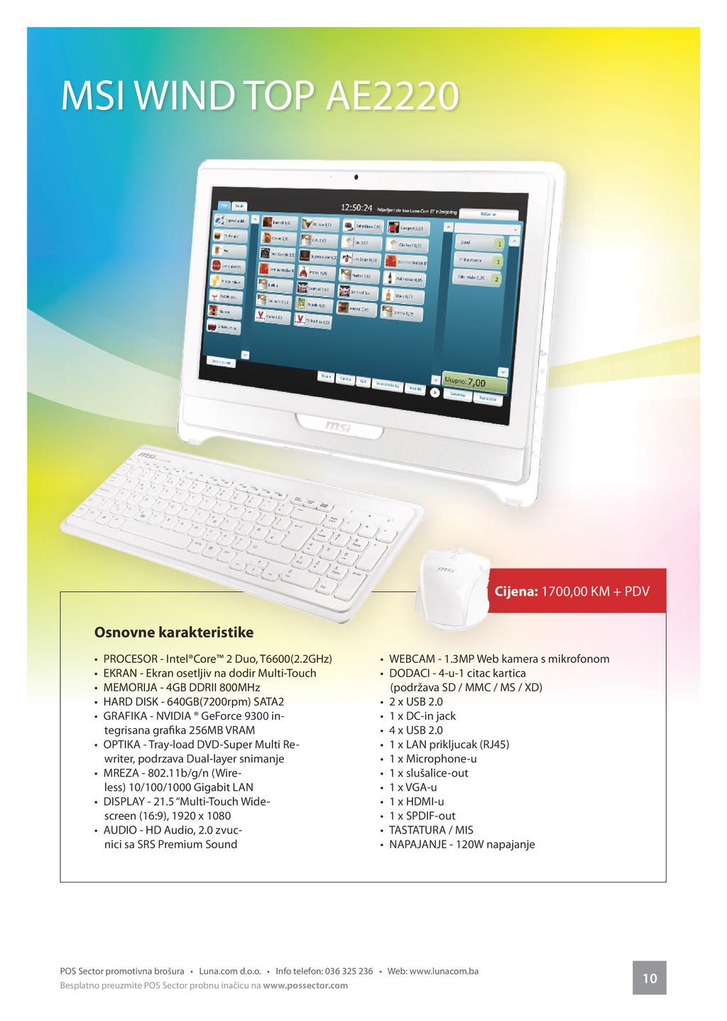 10 POS Sector promotivna brošura • Luna.com d.o...