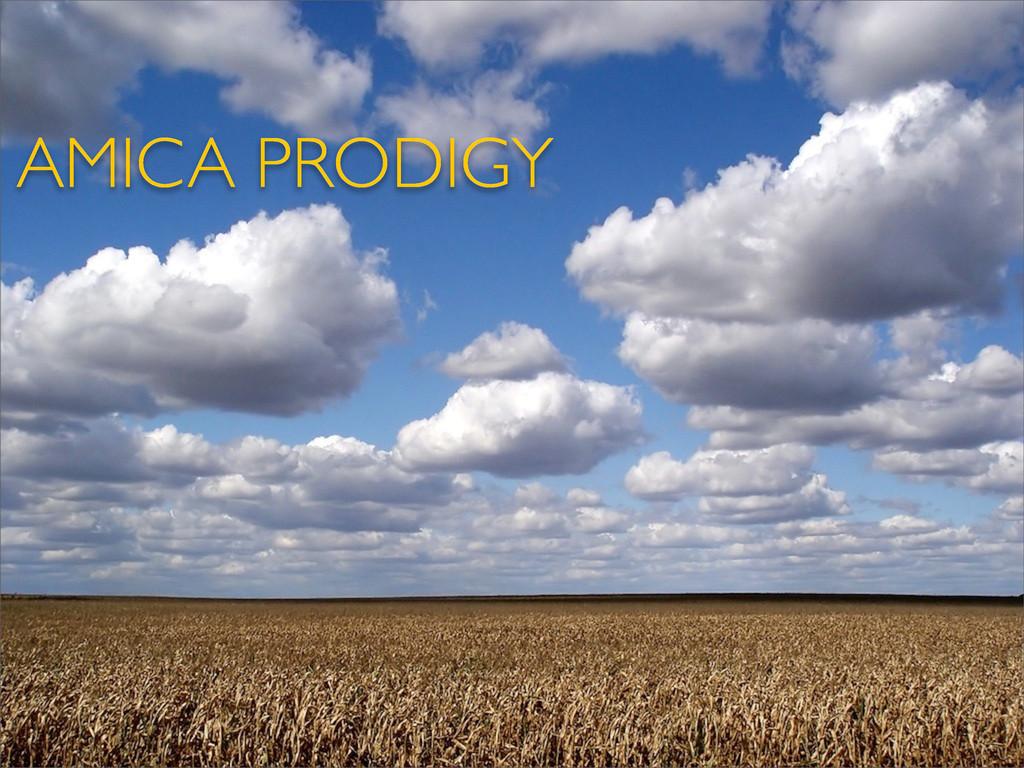 AMICA PRODIGY