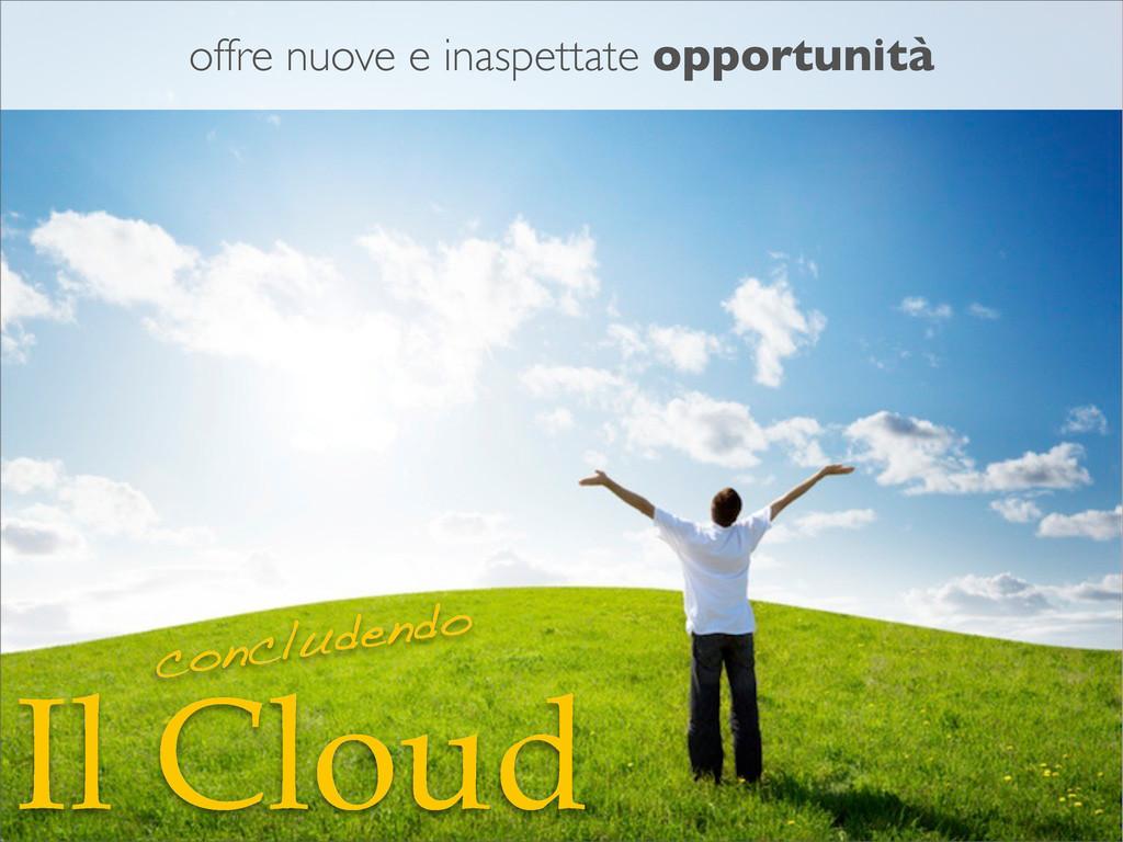 80 offre nuove e inaspettate opportunità Il Clo...