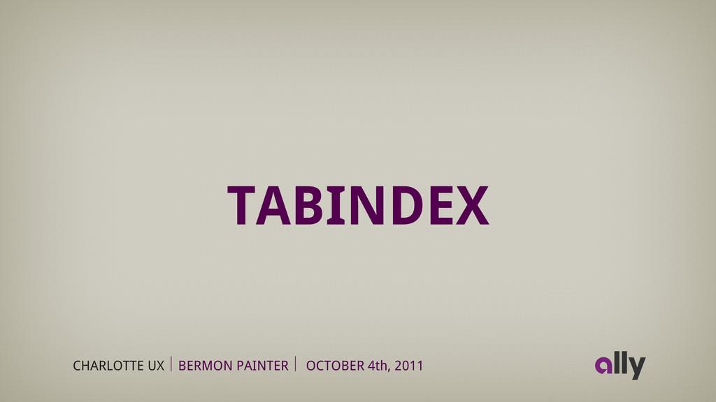 CHARLOTTE UX BERMON PAINTER OCTOBER 4th, 2011 T...
