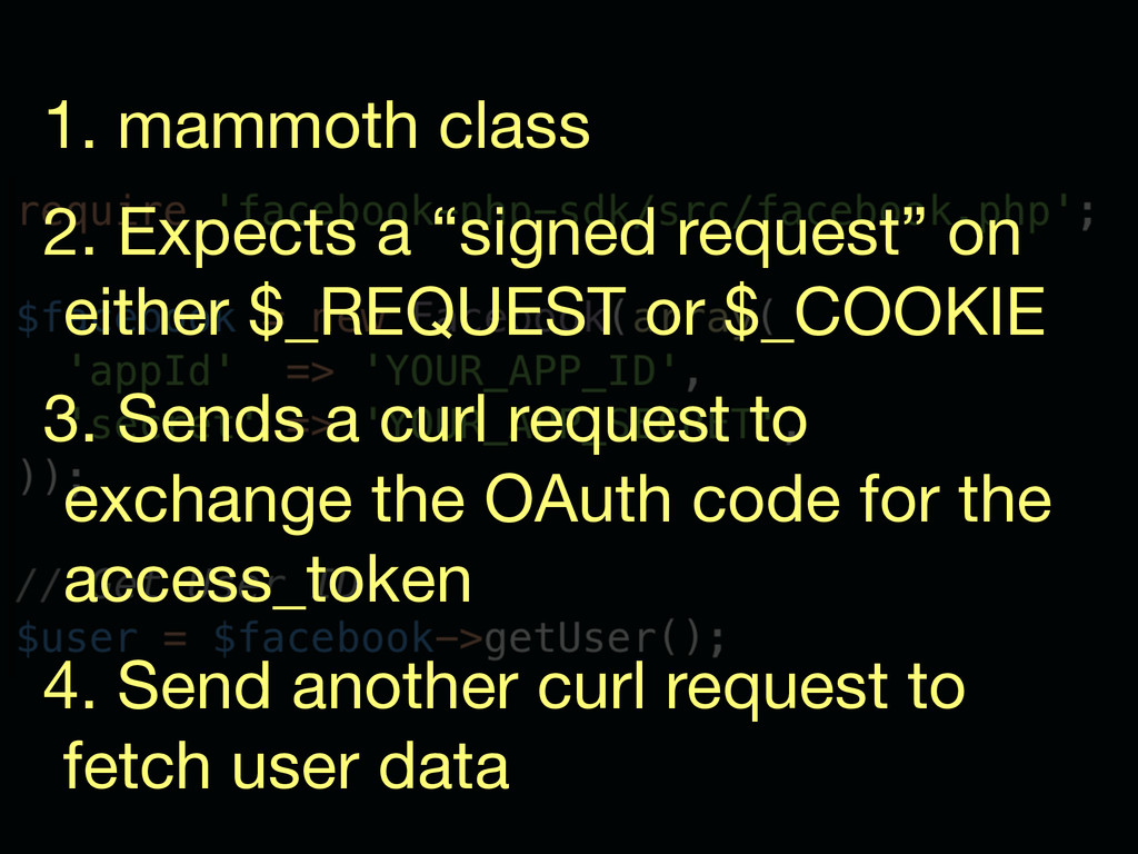 1. mammoth class