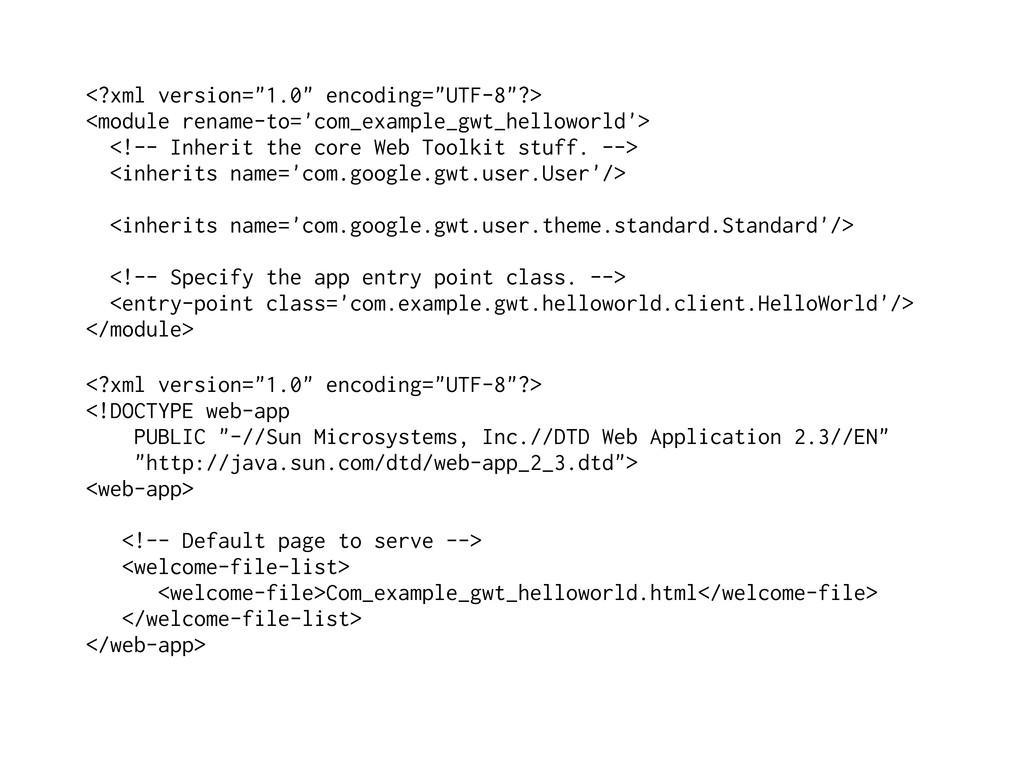 "<?xml version=""1.0"" encoding=""UTF-8""?> <module ..."