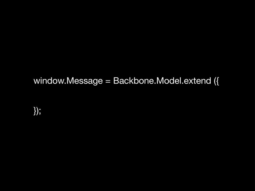 window.Message = Backbone.Model.extend ({ });