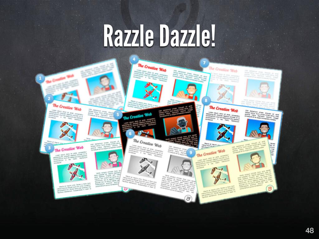 Razzle Dazzle! 48