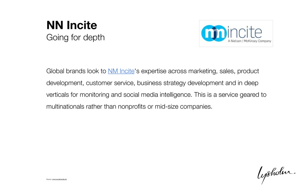 NN Incite Going for depth Global brands look to...
