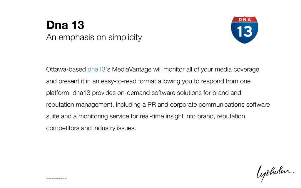 Dna 13 An emphasis on simplicity Ottawa-based d...