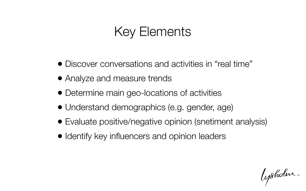 """• Discover conversations and activities in """"rea..."""