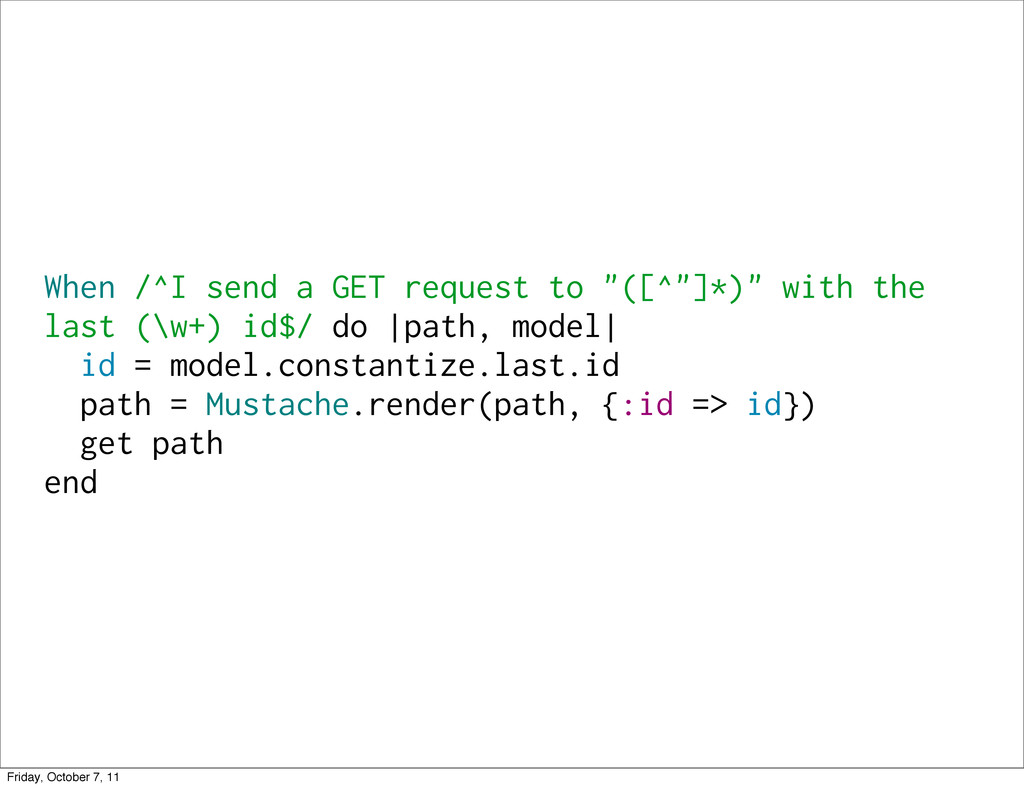 """When /^I send a GET request to """"([^""""]*)"""" with t..."""