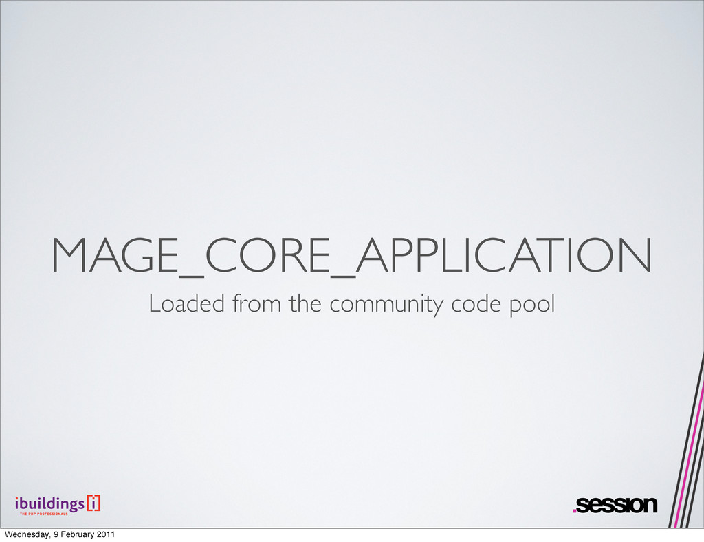 MAGE_CORE_APPLICATION Loaded from the community...