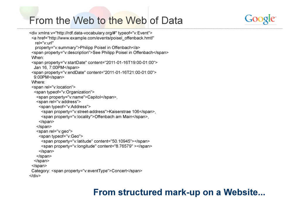 """From the Web to the Web of Data <div xmlns:v=""""h..."""