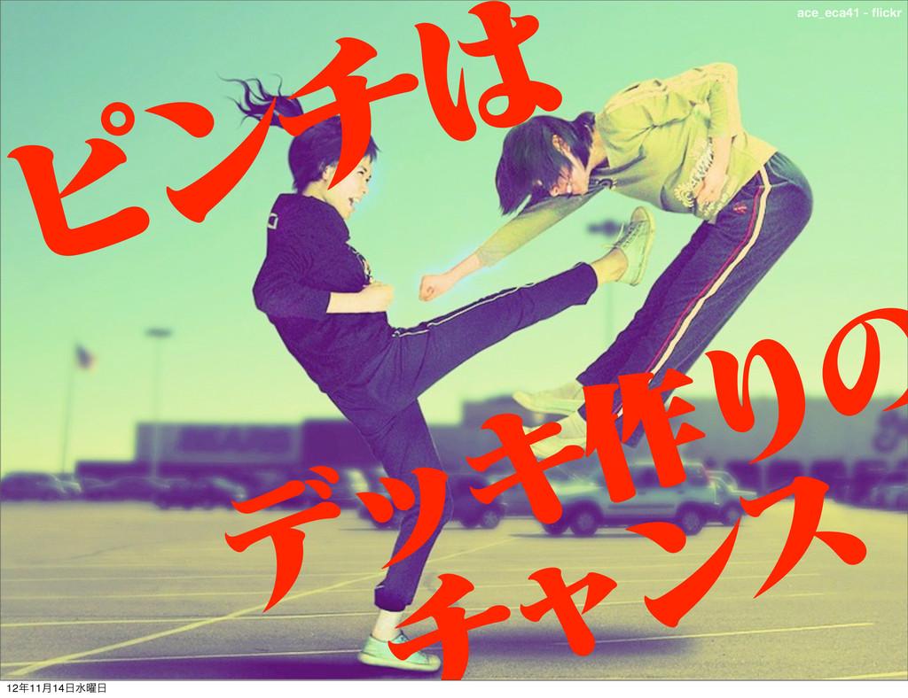 ace_eca41 - flickr ϐϯν σοΩ࡞Γͷ ϟϯε 1211݄14ਫ༵