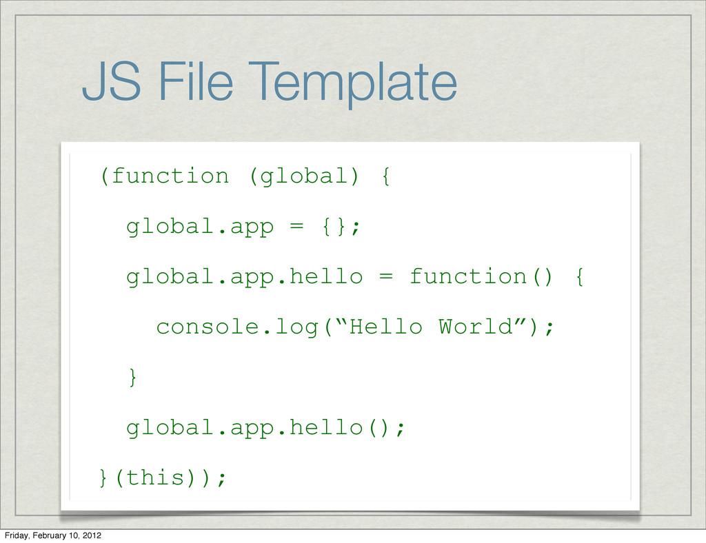JS File Template (function (global) { global.ap...