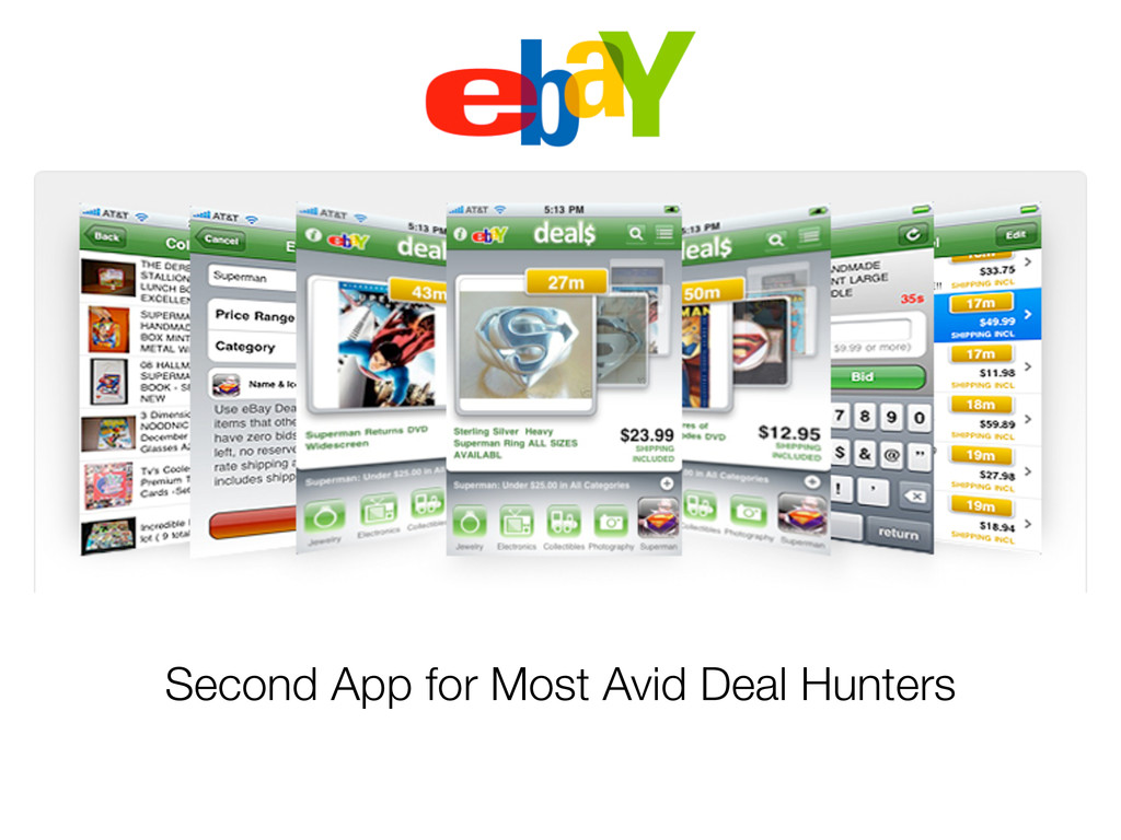 Second App for Most Avid Deal Hunters