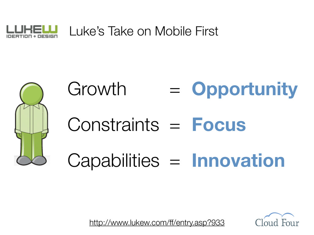 Growth Constraints Capabilities Opportunity Foc...