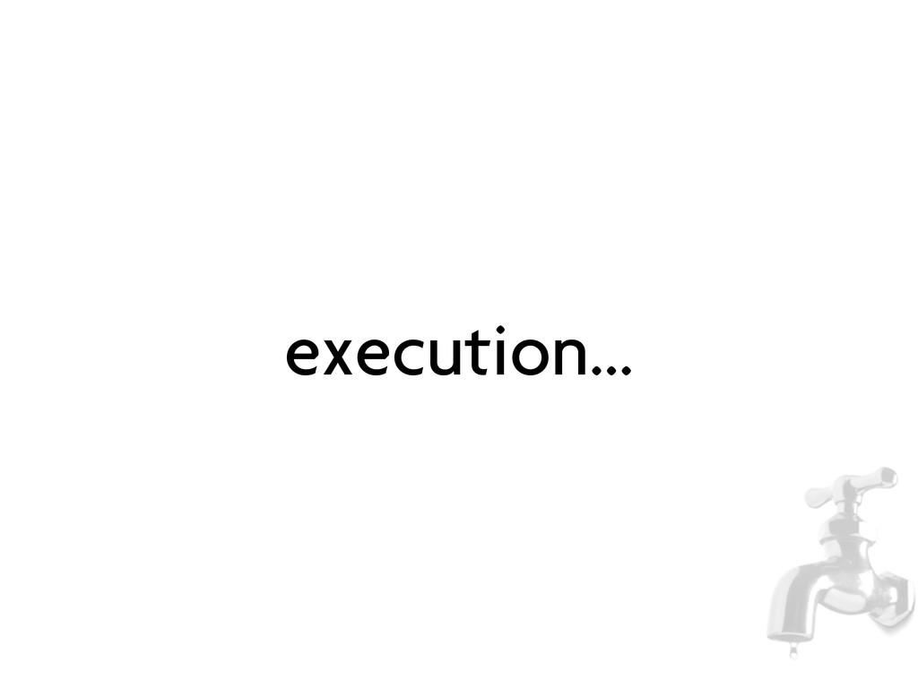 execution...