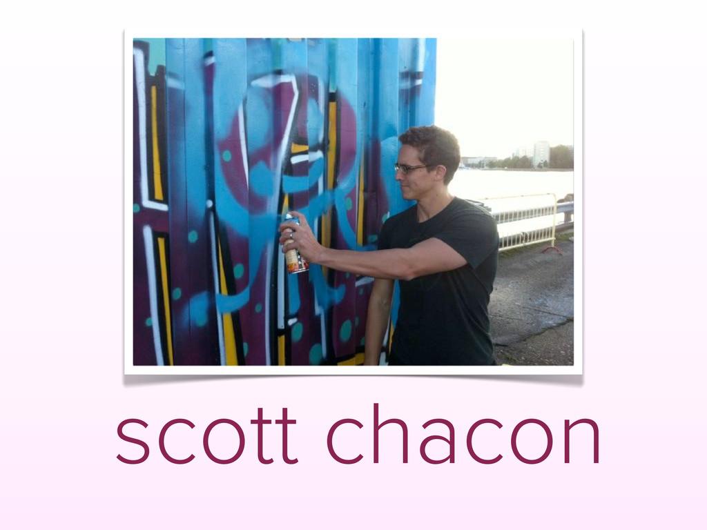 scott chacon