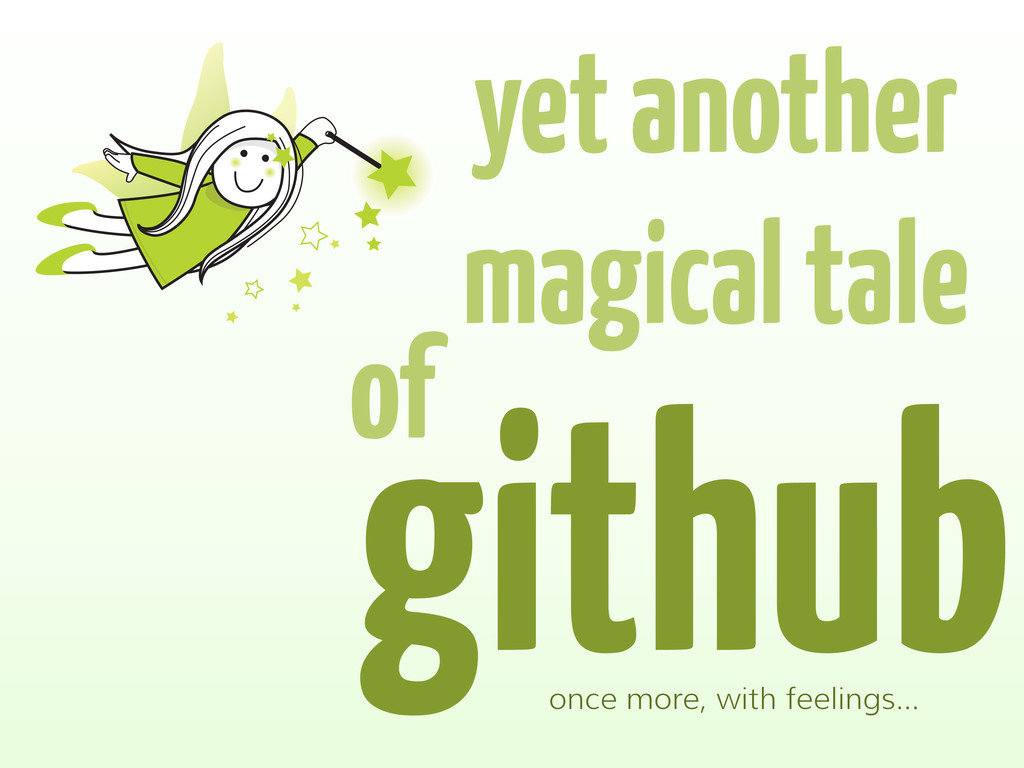 github yet another magical tale of once more, w...