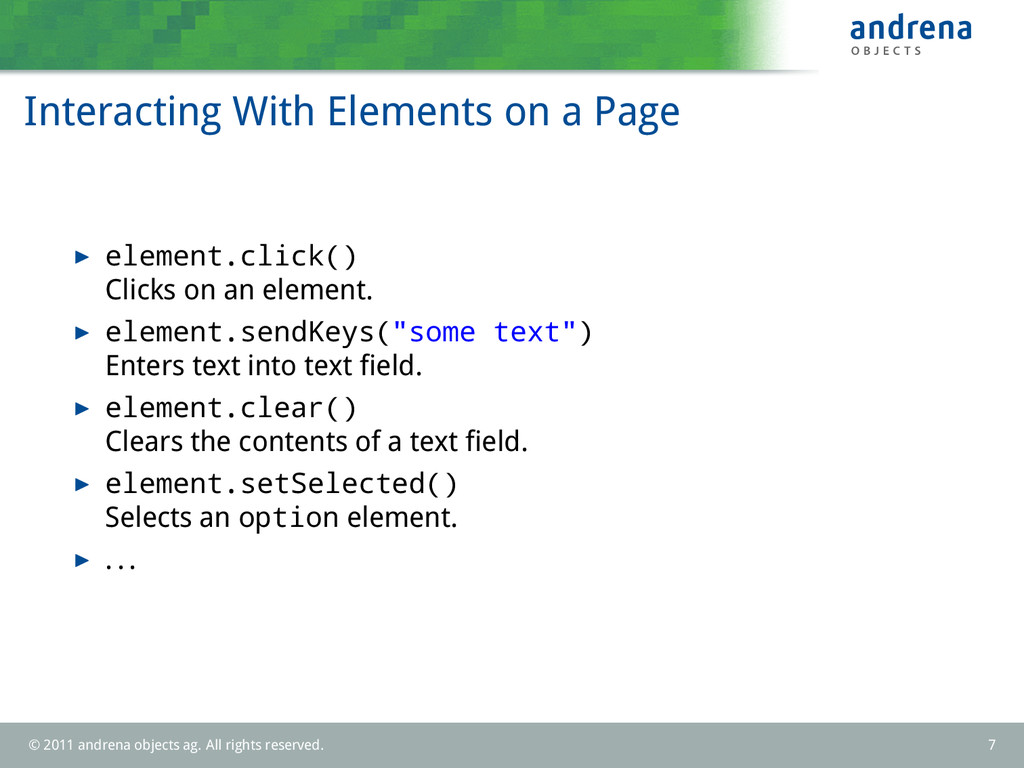 Interacting With Elements on a Page element.cli...
