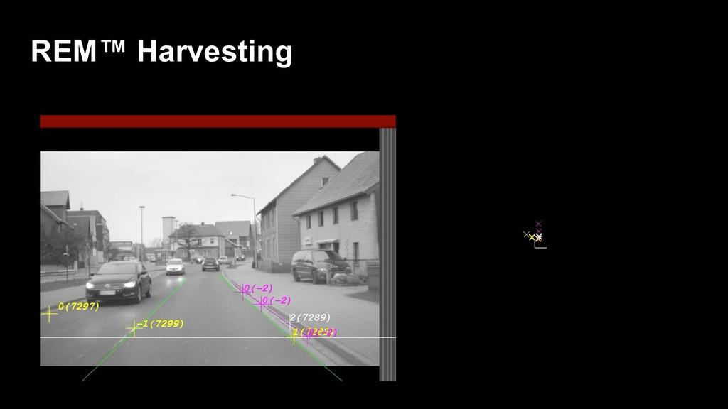 REM™ Harvesting