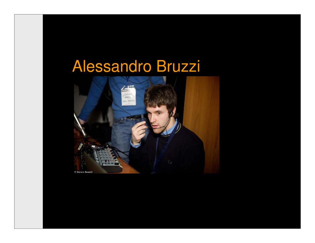 Alessandro Bruzzi