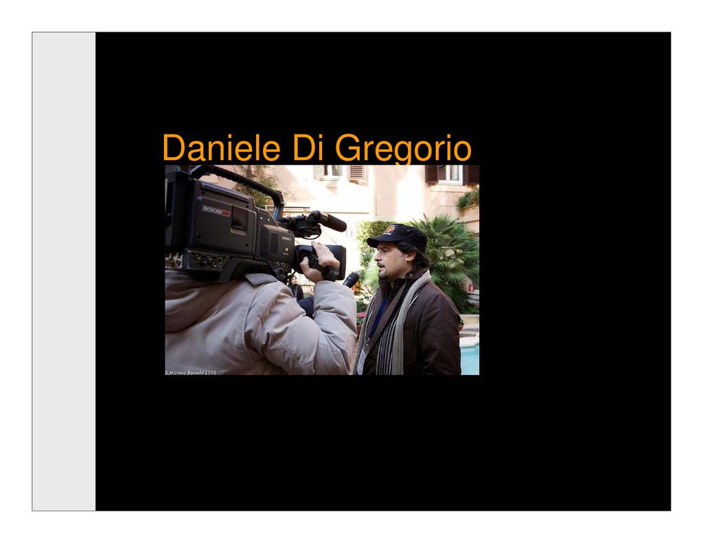 Daniele Di Gregorio