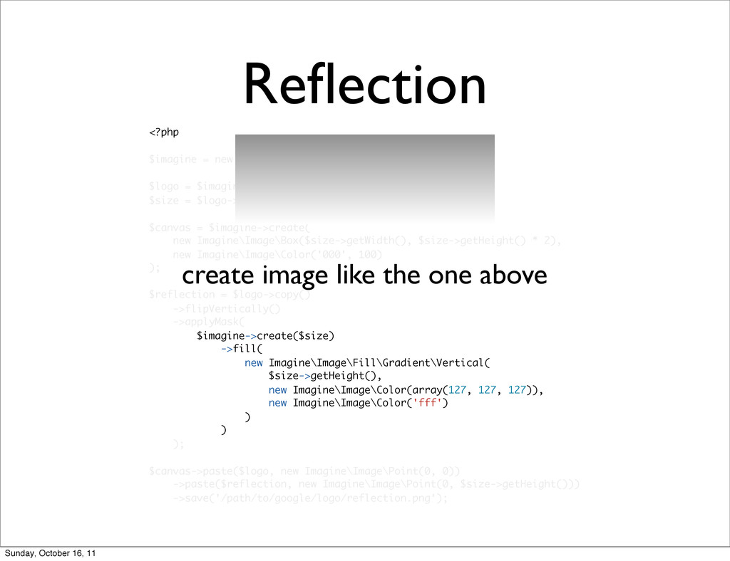 <?php $imagine = new Imagine\Gd\Imagine(); $log...