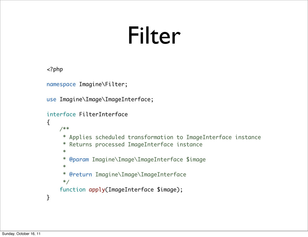 Filter <?php namespace Imagine\Filter; use Imag...