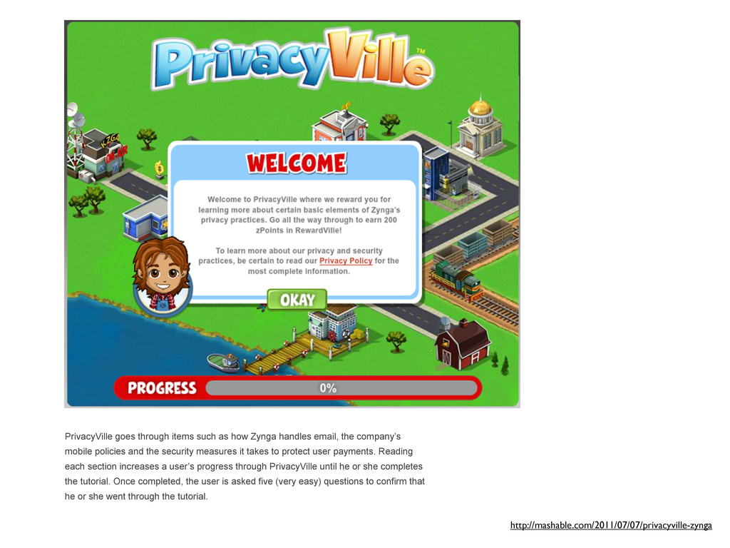 PrivacyVille goes through items such as how Zyn...