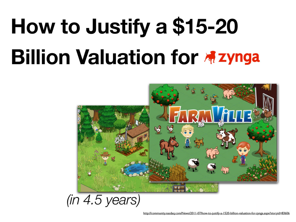 How to Justify a $15-20 Billion Valuation for h...