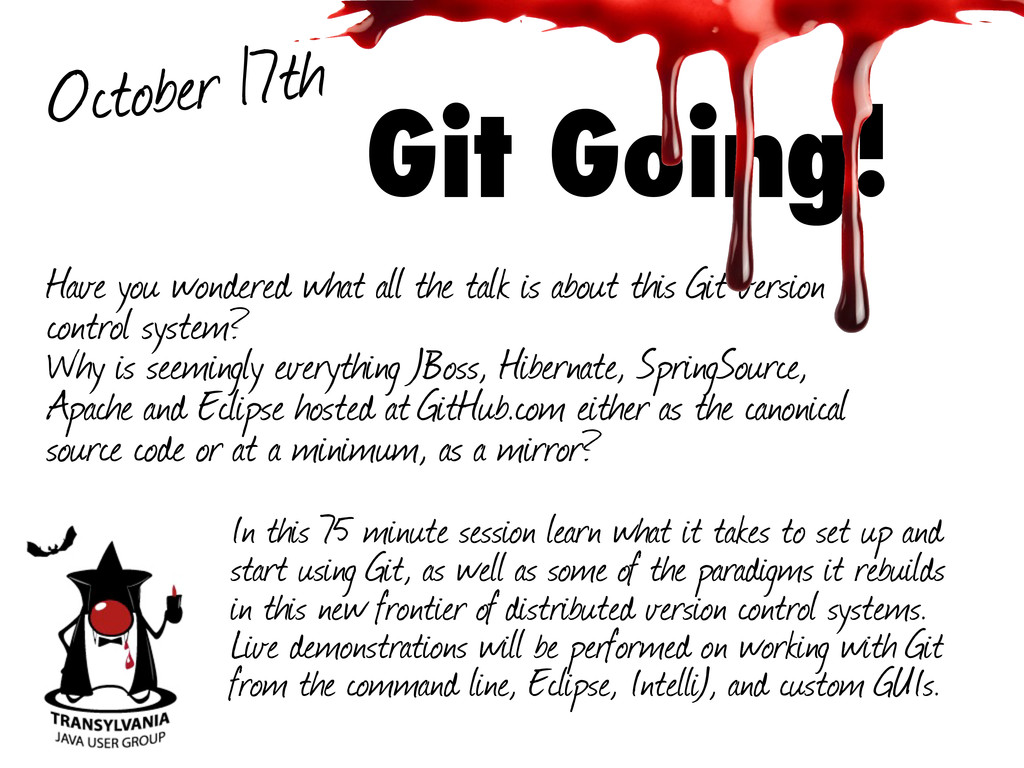 Git Going! Have you wondered what all the talk ...