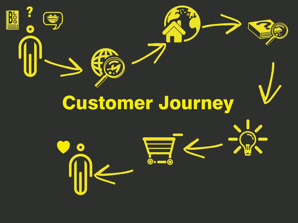 ? Customer Journey